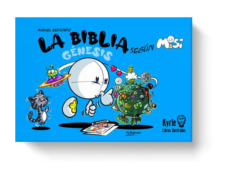 la biblia según Misi: génesis